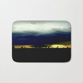 Wall Cloud  Bath Mat
