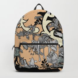 Lost world  Backpack