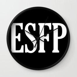 ESFP Wall Clock