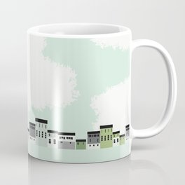Barns & Clouds Coffee Mug