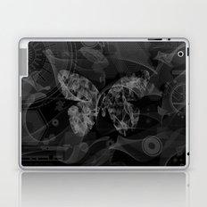 Tech Smoke Butterfly Laptop & iPad Skin