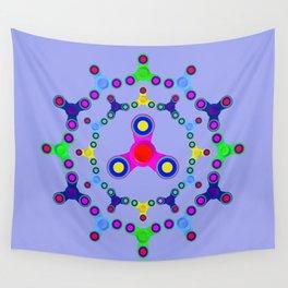 Fidget Spinner design version 2 Wall Tapestry