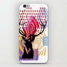 Mrs Stag iPhone & iPod Skin