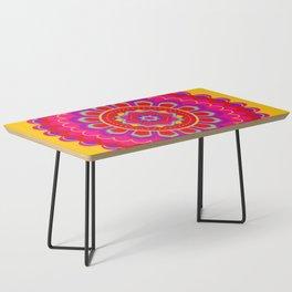Masala Mandala Coffee Table