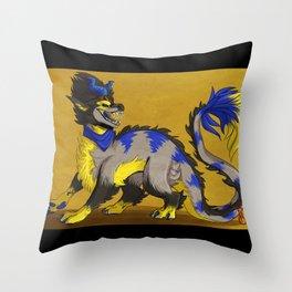 Fallen-Sparik Throw Pillow