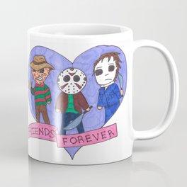Friends Forever Horror Coffee Mug