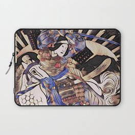 Tomoe Gozen- Female Samurai Laptop Sleeve