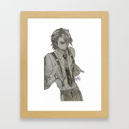 Kotetsu T. Kaburagi Framed Art Print