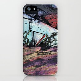 Losing Our State of Consiousness iPhone Case