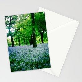 Violet Fields 2 Stationery Cards