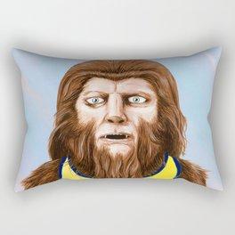 Teenwolf Rectangular Pillow