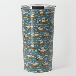 Nautical but nice. Travel Mug
