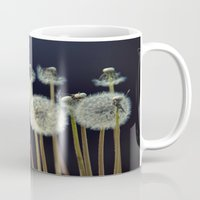 coconut wishes Mugs featuring {wishes} by Patti Toth McCormick