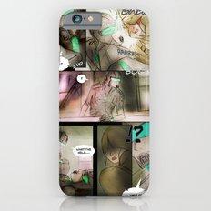 comic strip - chimericall iPhone 6s Slim Case