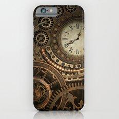 Steampunk Clockwork Slim Case iPhone 6s