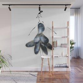 Edible Ensembles: Blue Mussels Wall Mural