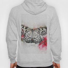Butterfly Animal Insect Hoody