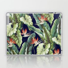 Night tropical garden II Laptop & iPad Skin