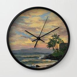 Paradise Found (Kauai) Wall Clock