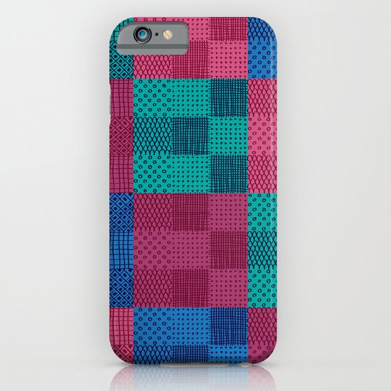 Patch iPhone & iPod Case