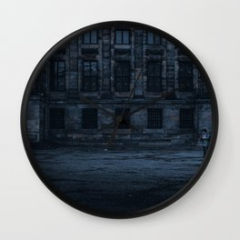 royal palace Amsterdam photography architecture city centre Wall Clock
