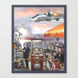 Hull Fair Canvas Print