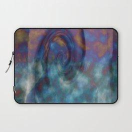 Blue Wind Laptop Sleeve