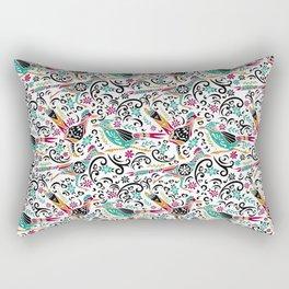 Otomi Roadrunners Rectangular Pillow