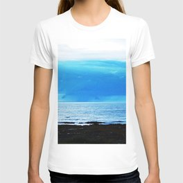 Storm Funnels Above the Sea T-shirt