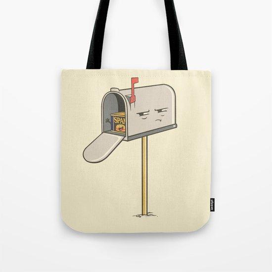 You've Got Spam! Tote Bag