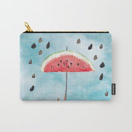 Melon - Fruity Summer Rain Carry-All Pouch