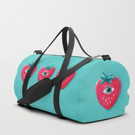Cry Berry Duffle Bag