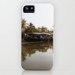 God's Country - Kerala, India iPhone Case