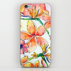 Beautiful tropical things iPhone & iPod Skin