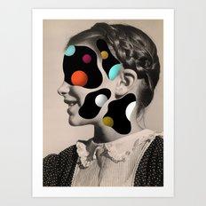 Powerballs (2017) Art Print