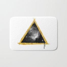 Cosmos Pyramid Bath Mat
