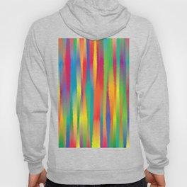 Paint Yourself In Stripe Hoody