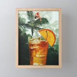 TGIF Framed Mini Art Print