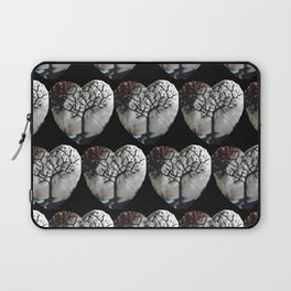 Forest of hearts Laptop Sleeve
