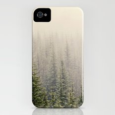 Mountain Haze iPhone (4, 4s) Slim Case