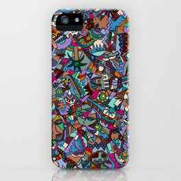 Colorfest iPhone Case