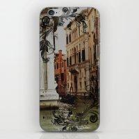 venice iPhone & iPod Skins featuring Venice by Caroline Fogaça