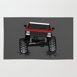 RED XJ Rug