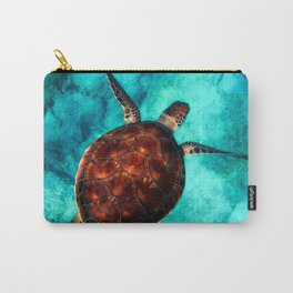 Marine sea fish animal Carry-All Pouch