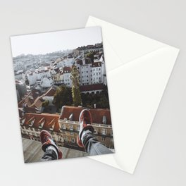 Legs w/ a view Stationery Cards