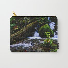 Waterfall #5 Carry-All Pouch