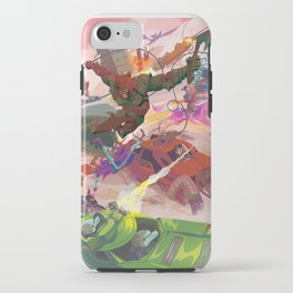 The Adventure Zone Pedals to the Metal iPhone Case