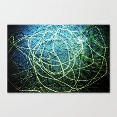 Grit Canvas Print