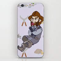 nori iPhone & iPod Skins featuring Lollipop Time by BlueSparkle