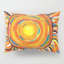 Summer Sun Pillow Sham
